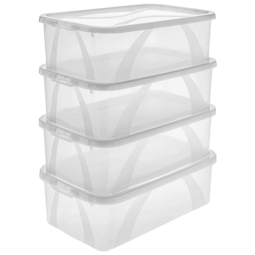 Transparente Kleiderbox für besondere Stücke