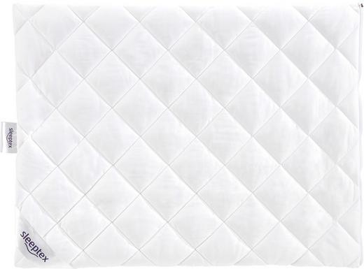KOPFPOLSTERBEZUG 70/90 cm - Weiß, Basics, Textil (70/90cm) - Sleeptex