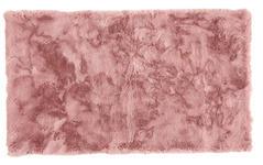 BADEMATTE  Pink  70/120 cm     - Pink, Design, Kunststoff/Textil (70/120cm) - Esposa