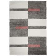 RYAMATTA - ljusgrå, Klassisk, textil (120/170cm) - Novel