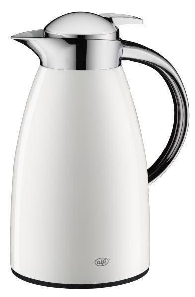 ISOLIERKANNE 1,0  L - Weiß, Basics, Metall (1l) - Alfi