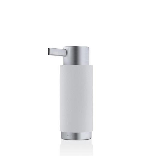 SEIFENSPENDER - Hellgrau, Basics, Kunststoff/Stein (6/16,7/8,2cm) - Blomus