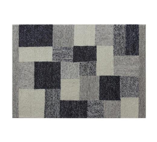HANDWEBTEPPICH - Grau, Natur, Textil (160/230cm) - Linea Natura