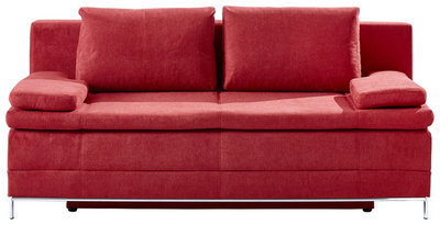 Novel Schlafsofa bordeaux
