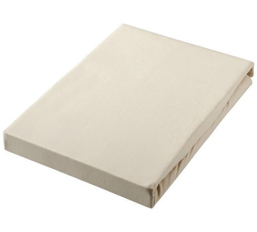 SPANNLEINTUCH 100/200 cm - Beige, Basics, Textil (100/200cm) - Novel
