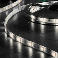 LED-STRIP - Weiß, Basics, Kunststoff/Metall (300/0,8/0,2cm) - Boxxx