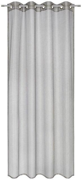 ÖLJETTLÄNGD - grå, Klassisk, textil (140/245cm) - Esposa