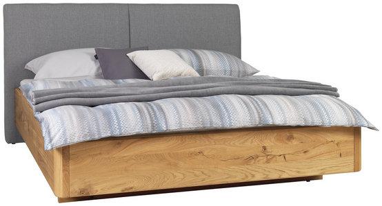 Valnatura Bett 160x200 Wildeiche Massiv Entdecken