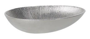 SKÅL - silver, Design, metall (23/18/5cm) - Ambia Home