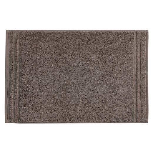 GÄSTETUCH Braun 30/50 cm - Braun, Basics, Textil (30/50cm) - VOSSEN