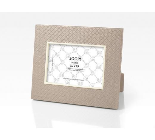 BILDERRAHMEN  Grau  - Grau, Design, Kunststoff (18/22/1,5cm) - Joop!
