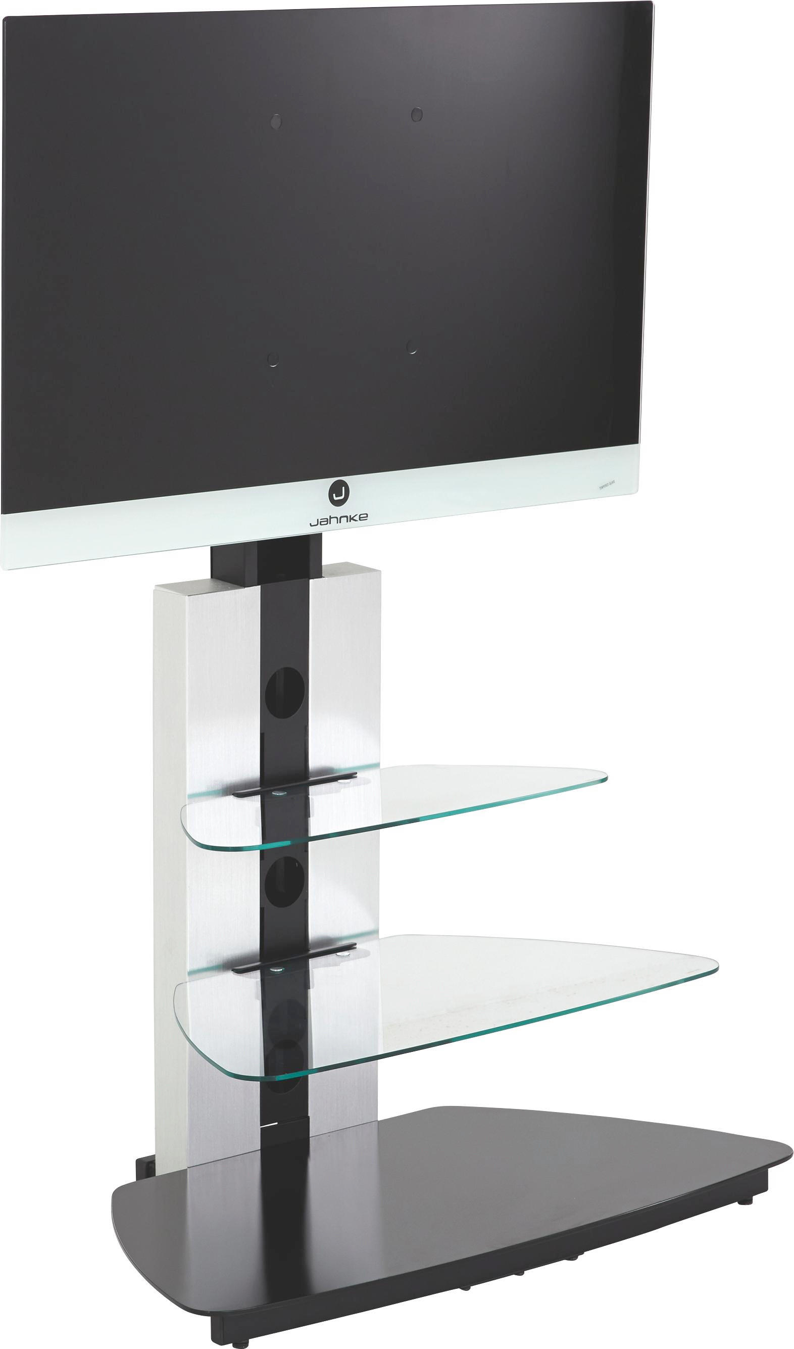 Latest Amazing Tvrack Glas Metall Schwarz Schwarz Design Glasmetall With Tv  Rack Schwarz With Glas Rack With Schwarz Glas