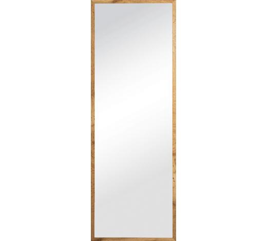 SPIEGEL Eichefarben  - Eichefarben, Design, Glas/Holzwerkstoff (60/160cm) - Carryhome