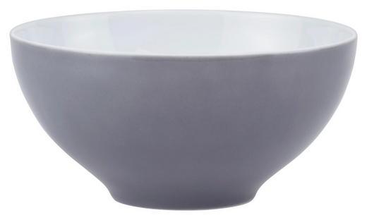 DESSERTSCHALE Porzellan - Grau, Basics (15,5cm) - Seltmann Weiden
