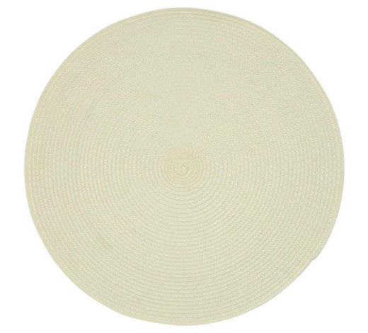 TISCHSET 38/38 cm Textil - Beige, Basics, Textil (38/38cm) - Homeware