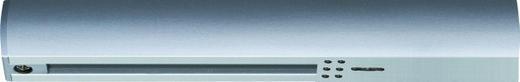 SCHIENENSYSTEM-EINSPEISER - Chromfarben, Basics, Kunststoff/Metall (18,7/8,3cm)