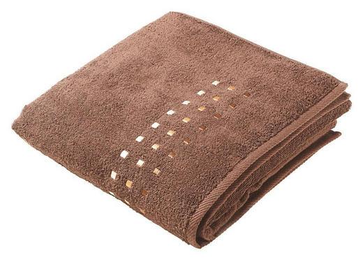 DUSCHTUCH 70/140 cm - Braun, Basics, Textil (70/140cm) - Esposa