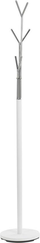 VJEŠALICA SAMOSTOJEĆA - bijela/boje kroma, Design, metal (29/171/29cm) - Boxxx