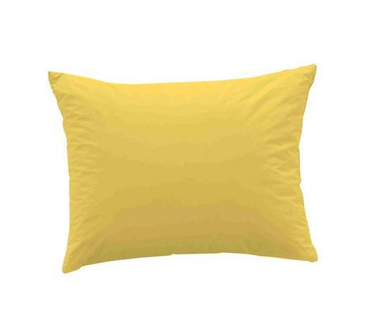 POLSTERBEZUG 40/60 cm - Gelb, Basics, Textil (40/60cm) - Fussenegger