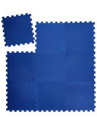 PUZZLE - Blau, Basics, Kunststoff (145,7/145,7cm)