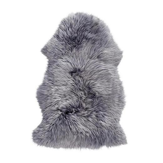 SCHAFFELL  60/95 cm  Grau - Grau, LIFESTYLE, Leder/Textil (60/95cm) - Linea Natura
