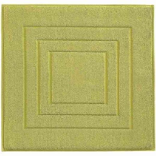 PŘEDLOŽKA KOUPELNOVÁ - světle zelená, Basics, textilie (60/60cm) - Vossen