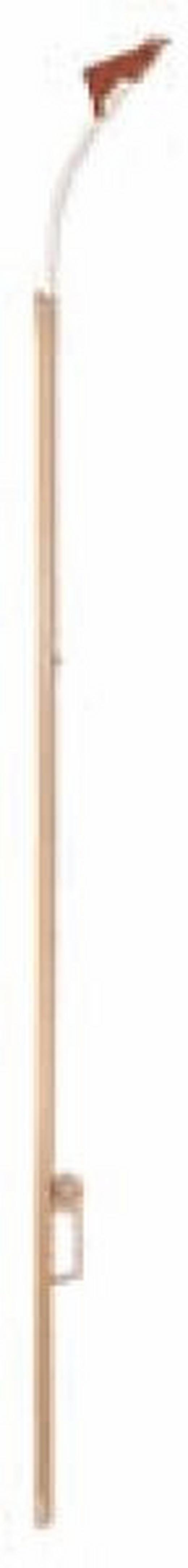 LIFTSTAB 150 cm - Braun, Basics, Holz/Kunststoff (150cm) - Homeware