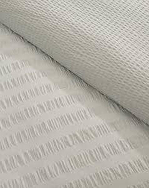 LANCUN - bijela, Konvencionalno, tekstil (150/260/60/80cm)