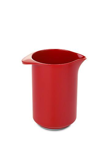 RÜHRSCHÜSSEL - Rot, Basics, Kunststoff (1l) - MEPAL ROSTI