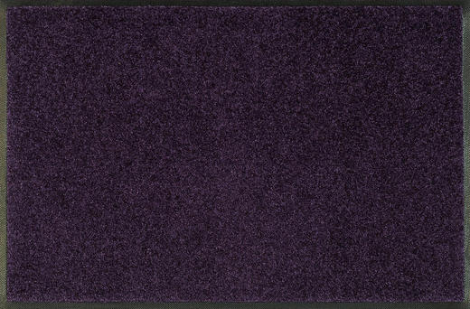 FUßMATTE 60/180 cm Uni Violett - Violett, Basics, Kunststoff/Textil (60/180cm) - Esposa