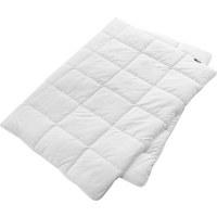 DUO-DECKE EMMA 140/200 cm - Weiß, Basics, Textil (140/200cm) - SLEEPTEX