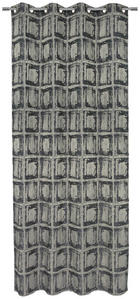 ZÁVĚS HOTOVÝ - černá, Design, textil (135/245cm) - Esposa