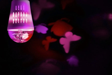 LED-ŽARNICA - bela, Basics, umetna masa (7,8/15,5/7,8cm)
