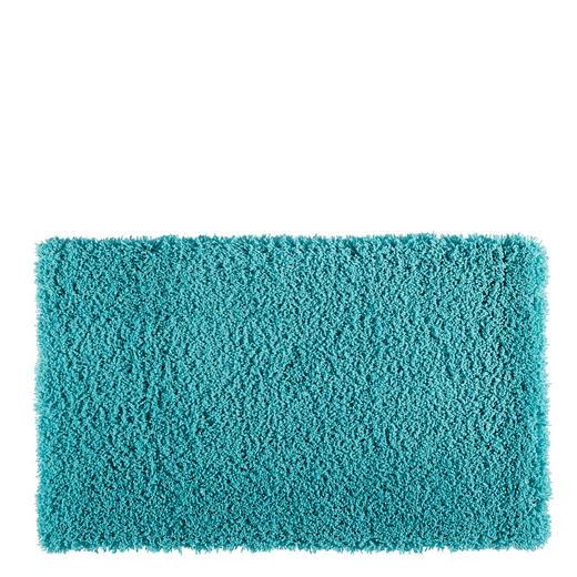 BADEMATTE  Mintgrün  80/150 cm - Mintgrün, Basics, Kunststoff/Textil (80/150cm) - Esposa