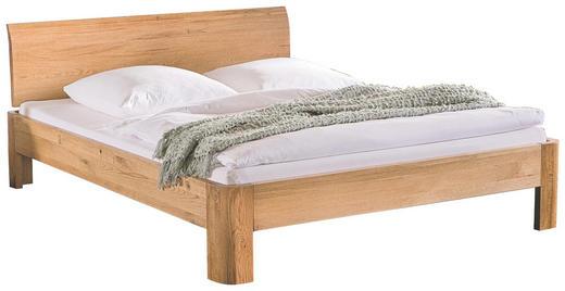 BALKENBETT  in Eichefarben - Eichefarben, Design, Holz (180/200cm) - Hasena
