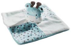 SCHMUSETUCH - Weiß/Grau, Basics, Textil (20,5/20,5cm) - My Baby Lou