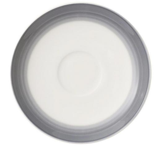 UNTERTASSE  - Creme/Grau, KONVENTIONELL, Keramik (12cm) - Villeroy & Boch