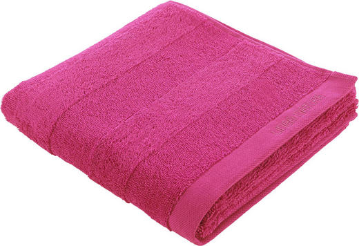 HANDTUCH 50/100 cm - Pink, Basics, Textil (50/100cm) - Linea Natura