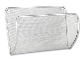 TIDSKRIFTSAMLARE - silver, Basics, metall (32,5/21,5/13cm) - X-Mas