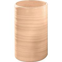 Zahnputzbecher - Naturfarben, Design, Keramik (7,6/9,5cm) - Kleine Wolke