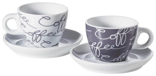 ESPRESSOTASSE MIT UNTERTASSE - Weiß, Basics, Keramik (0.080l) - Ritzenhoff Breker