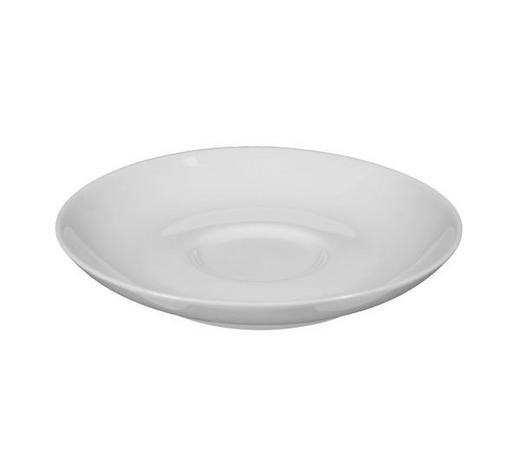 UNTERTASSE  - Weiß, KONVENTIONELL, Keramik (12cm) - Seltmann Weiden