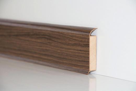 SOCKELLEISTE - Dunkelblau, Basics (250/6/1,3cm) - Venda