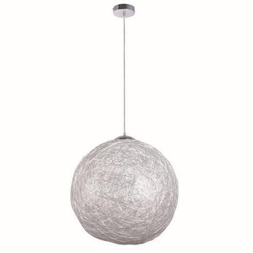 HÄNGELEUCHTE - Chromfarben/Alufarben, LIFESTYLE, Metall (50/120cm) - Boxxx