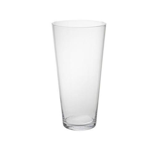 VASE 35 cm - Klar, Basics, Glas (18/35cm) - Ambia Home