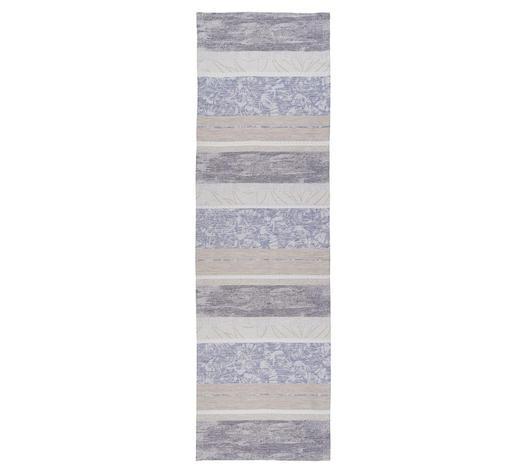 TISCHLÄUFER 40/140 cm - Blau, KONVENTIONELL, Textil (40/140cm) - Novel