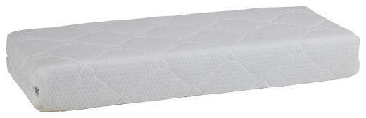 KINDERBETTMATRATZE - Weiß, Basics, Textil (30/11/70cm) - Träumeland