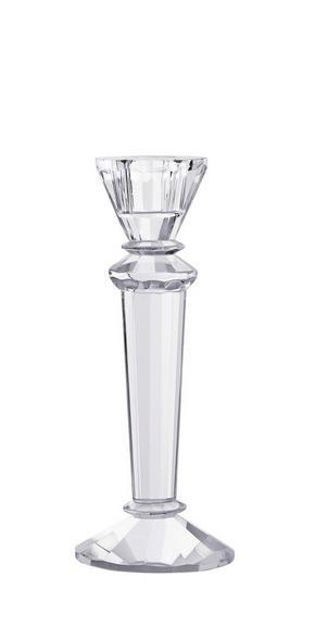 LJUSSTAKE - klar, Trend, glas (7/7/17,5cm) - Ambia Home