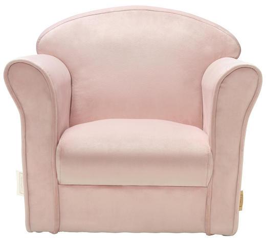 KINDERSESSEL - Pink, Trend, Textil (50/39/44cm) - Jimmylee