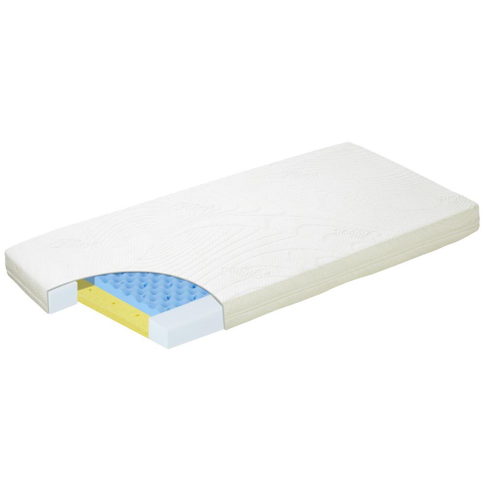 Alvi Kinderbettmatratze kaltschaumkern 140/70/10 cm